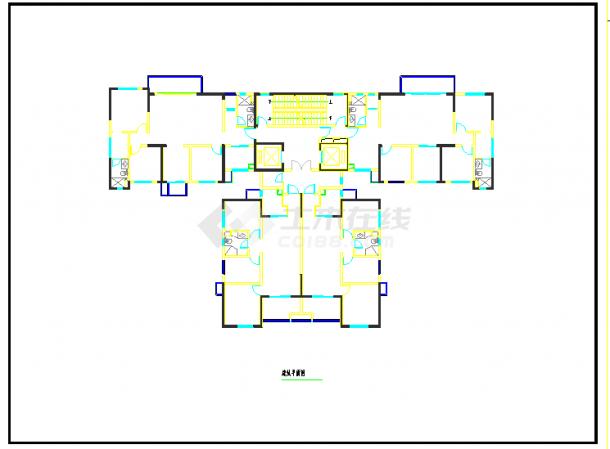 装配式建筑结构的说明+墙、梁、板构造(全部)节点大样-图一
