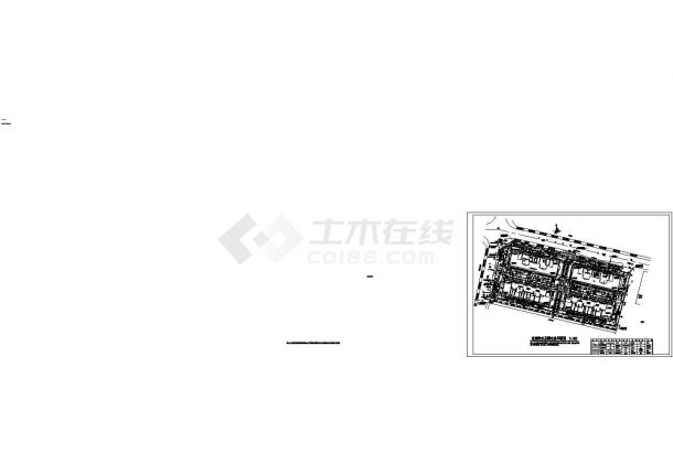 [广东]高层商住楼给排水消防施工图(气体灭火系统)cad图纸-图二