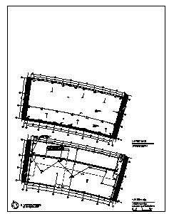 某市七层科技馆电气施工cad图(含强电,弱电,消防设计)-图一