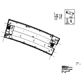 某市七层科技馆电气施工cad图(含强电,弱电,消防设计)-图二