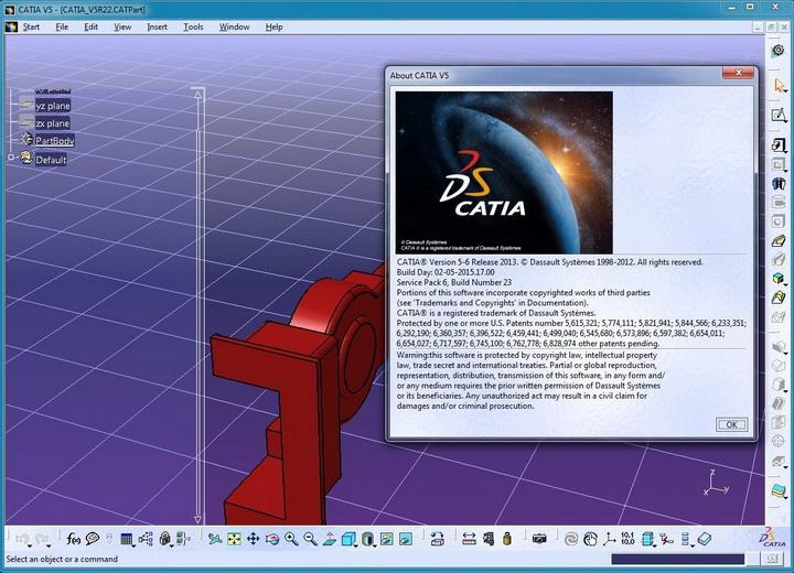 模块化的产品风格和外型设计、机械设计、设备与系统工程、管理数字样机、机械加工、分析和模拟软件DSCATIA V5R21下载图片1