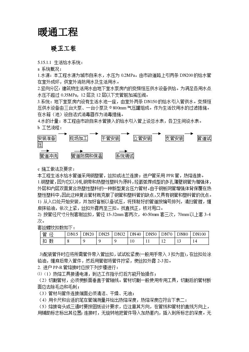 广播电视中心综合楼暖通系统工程-图二