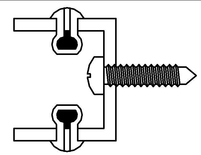详图项目-Div03构造-金属材质-金属紧固件-金属板材接缝图片1