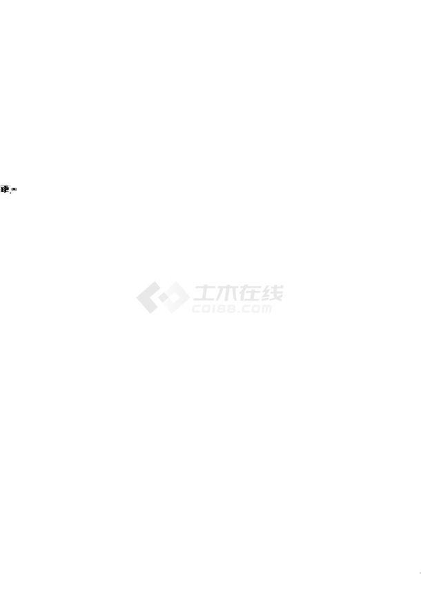 上海世博会某场馆BA系统控制原理图-图二