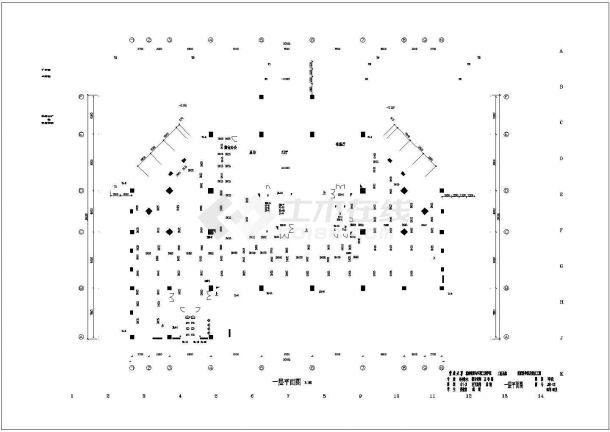 土木工程毕业设计_重庆某高校毕业生建筑给排水毕业设计图纸-图二