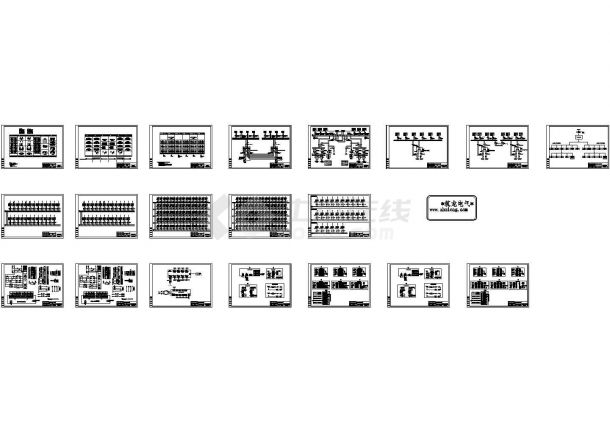吉林某220KV变电站交直流一体化电源系统图纸-图二