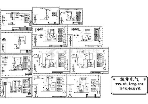 几种电机控制原理图-图一