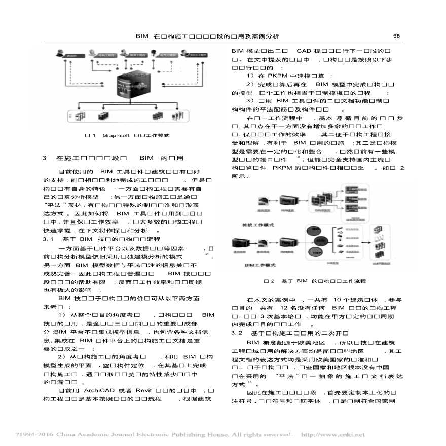 iData_BIM在结构施工图设计阶段的应用及案例分析-图二