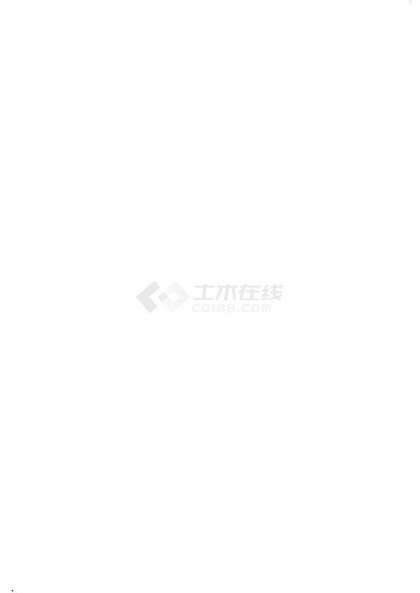 广东某小区智能化弱电系统图-图一