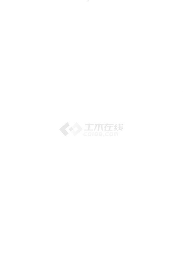 广东某小区智能化弱电系统图-图二