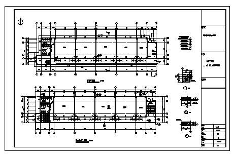 土木工程毕业设计_最新整理四套多层中学教学楼毕业设计资料合集(含计算书,图纸)-图二