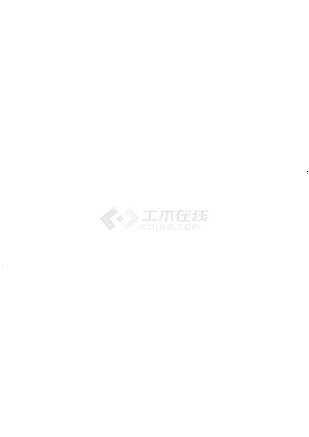 杭州朝晖现代城全套景观设计施工图纸(0207香港何显毅建筑师楼)-图二