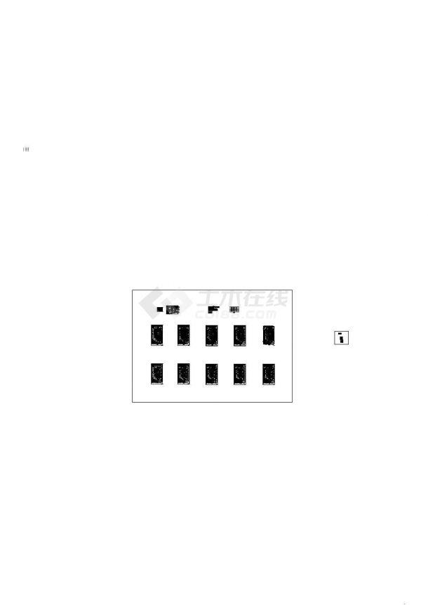 [江苏]商业国际广场全套通风空调及防排烟系统设计施工cad图(最新设计)-图一