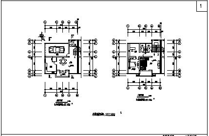 三套多层带坡顶新农村单家独院式别墅建筑设计图资料合集(带效果图)-图一