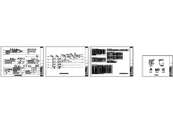 [江苏]某地高层办公楼空调通风及防排烟系统设计施工图(人防设计)-图二