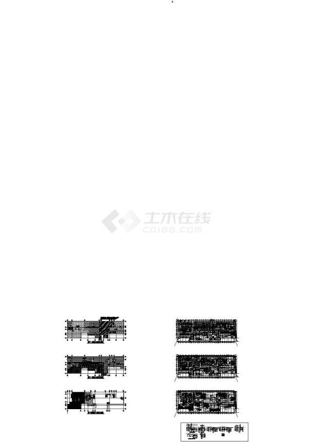 [广东]超高层商业办公综合楼暖通空调系统设计施工cad图(著名院设计水蓄冷系统)-图二