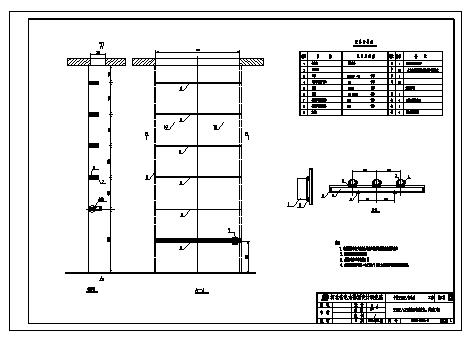 220kV变电站电缆敷设全套施工cad图,共十六张-图二