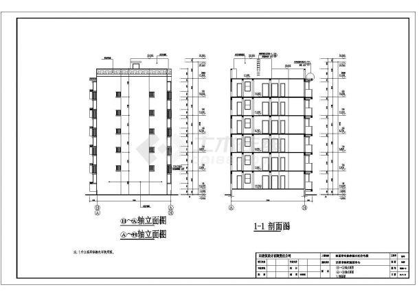 土木工程毕业设计_多套高层住宅楼全套毕业设计资料(含说明书、开题报告、施工图)-图一