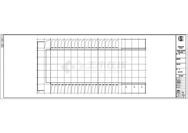 办公楼设计_【江苏】某高层办公楼给排水设计cad施工图纸-图一