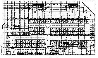 某市某经济适用房地下室建筑施工cad图_地下室施工-图二