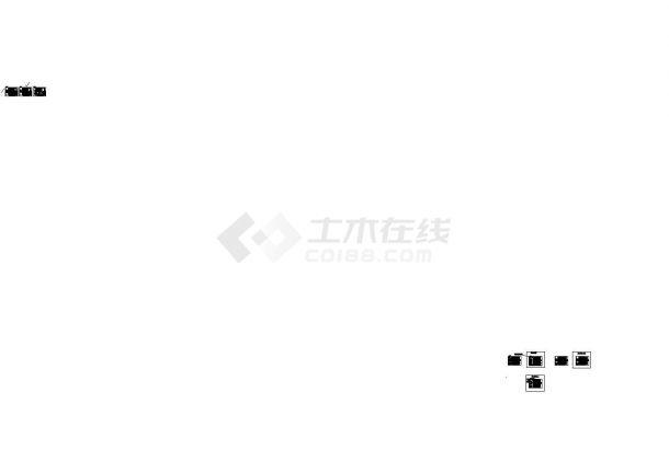 郑州某33万平国内知名食品生产基地给排水工程CAD施工图-图一