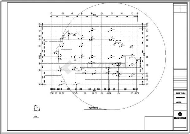三层住宅整套建筑结构水电设计施工图纸-图二