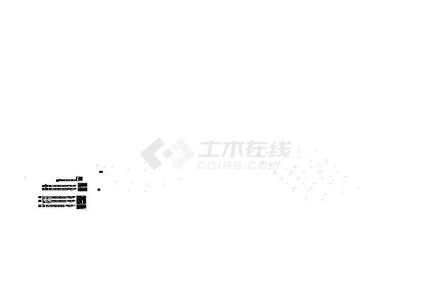 [安徽]高层住宅小区给排水消防施工图(400张 冷凝水系统)(绘图细致)-图一
