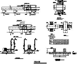 暖通设计_某城市综合体建设项目暖通空调安装大样设计cad图纸-图二