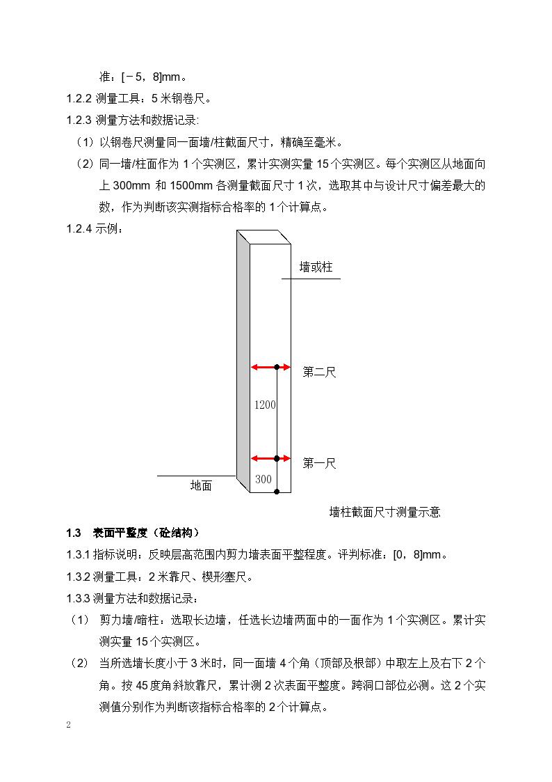 建筑工程质量实测实量操作指引-图二