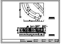 精美酒吧装修全套施工设计图纸-图一