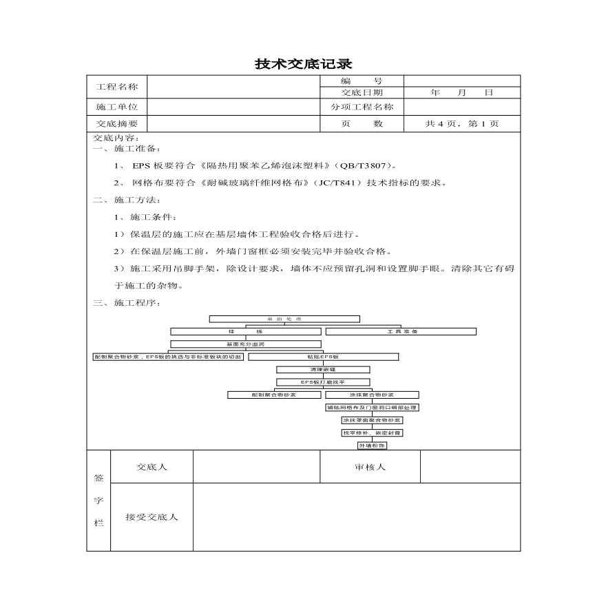 EPS技术交底记录方案设计-图一