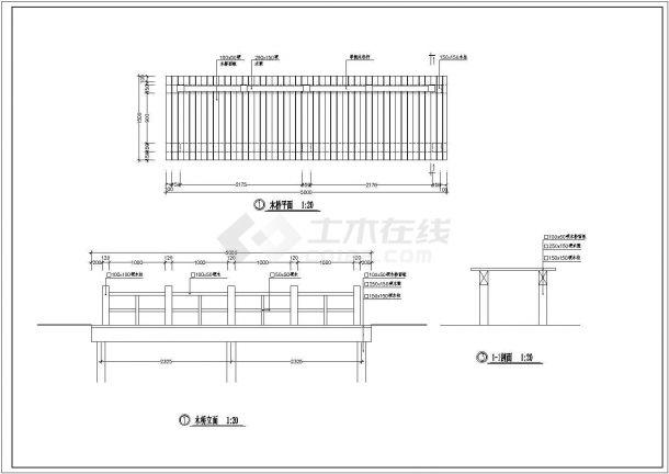 深圳兰溪谷郊野公园景观设计cad全套施工图(甲级院设计)-图二
