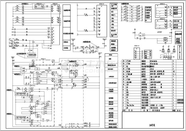 设备控制器_电气原理图全套-图二