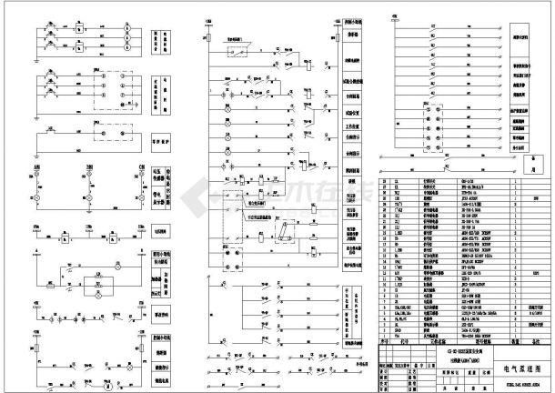 设备控制器_电气原理图纸-图一