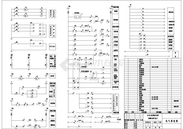 设备控制器_电气原理图纸-图二