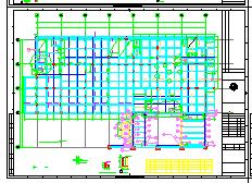 [施工图][江苏]南通大型国贸中心37层电气设计图纸(含各种弱电系统)-图二
