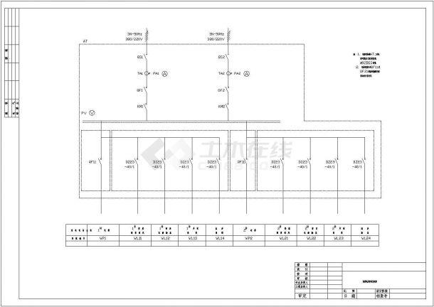 设备控制器_电动机控制原理图-图一