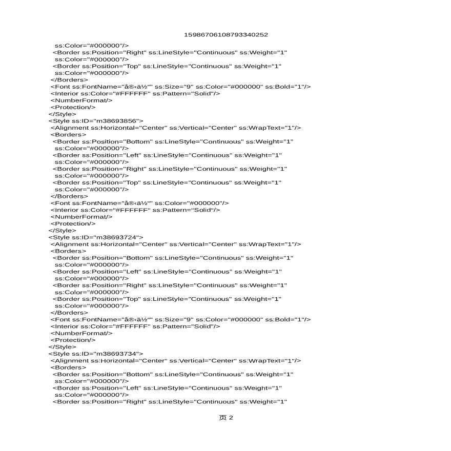[浙江]全长1.2公里市政道路工程量清单计价实例-图二