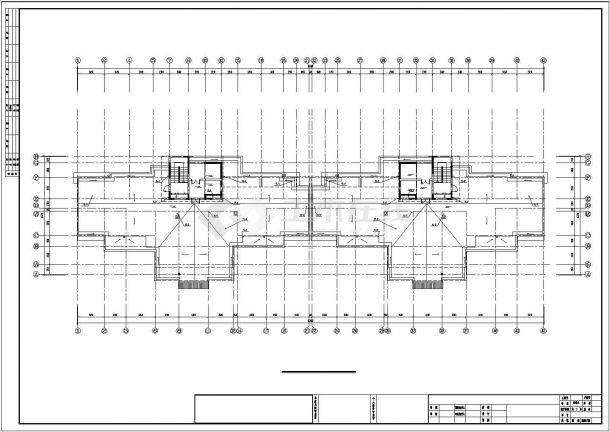 上海某高层住宅给排水全套设计CAD图纸设计.dwg-图二