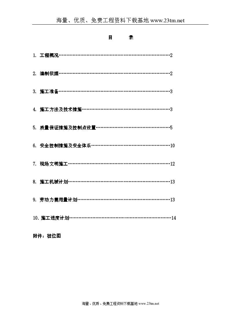 云南新立有色金属有限公司60Kta氯化法钛白粉工程人工挖孔灌注桩施工方案/-图一