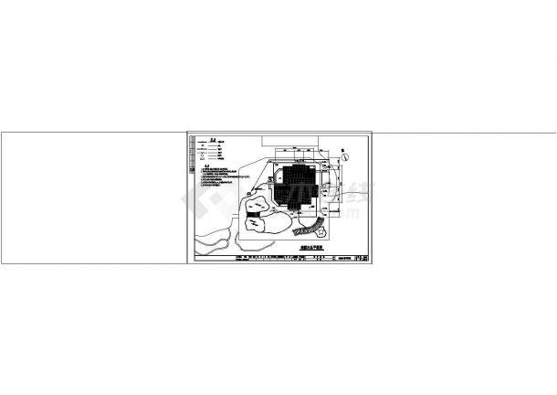 砖混结构3层单家独院式别墅趣头条设计施工图-图二