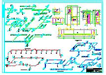 [仓储冷库图纸]-面食和海产品综合加工车间及冷库给排水设计图纸-图二