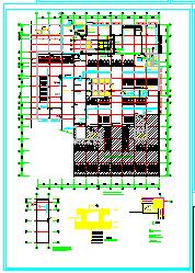 某十八层中医院建筑设计方案施工图-图二
