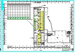 某地大型二十二层酒店给排水cad设计图纸(全套)-图一