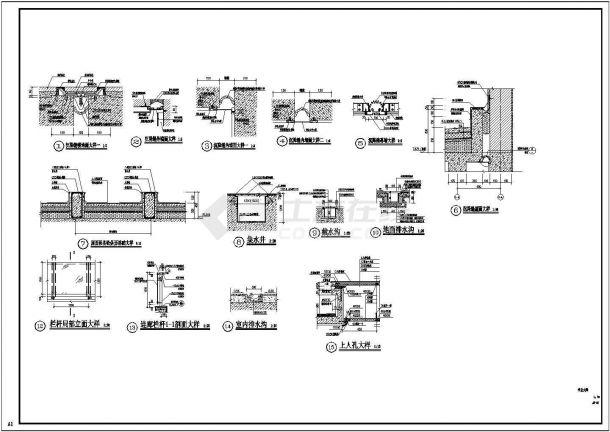低配中心改造+商业中心工程+地下车库--建筑-图二
