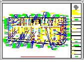 (台灣杨睿綦空间设计)喜洋洋婚沙摄影店(装修施工图)-图一