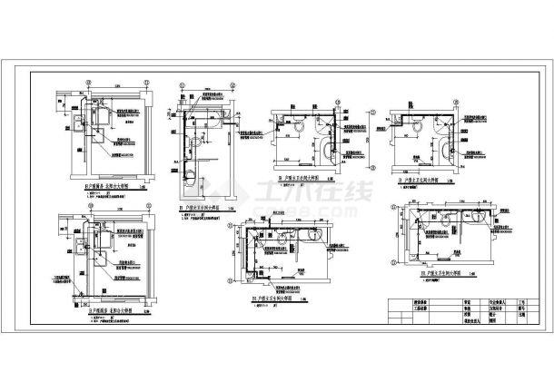 长69.42米 宽16.5米 -1+11+1阁楼层12206平米建筑设计施工图-图二