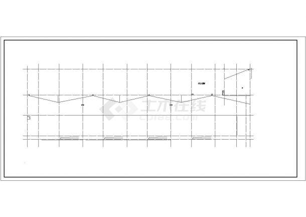 宁夏中宁县某三层幼儿园建筑设计方案-图一