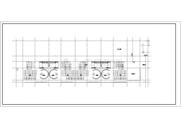 宁夏中宁县某三层幼儿园建筑设计方案-图二