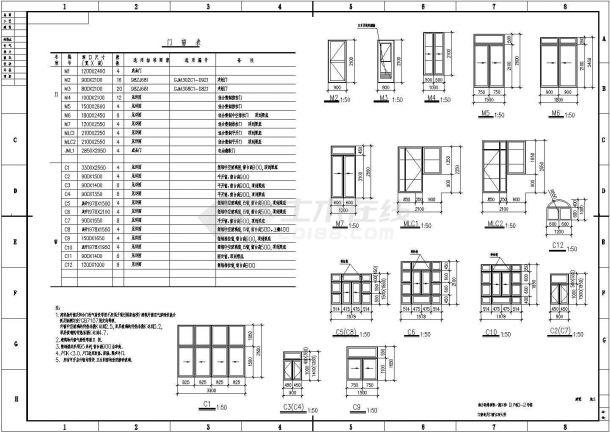 【欧派橱柜】装修设计永城市某别墅区内联排别墅设计方案-图一